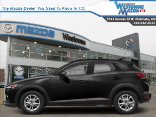 New 2020 Mazda CX-3 GS  - Heated Seats -  Apple CarPlay for sale in Toronto, ON