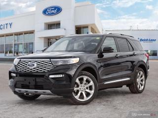 New 2020 Ford Explorer Platinum for sale in Winnipeg, MB