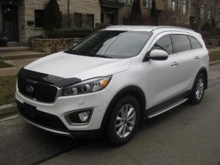 Used 2016 Kia Sorento 2.0L Turbo LX+BACKUP CAM, NO ACCIDENTS, CERTIFIED, for sale in Toronto, ON