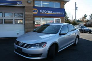 Used 2012 Volkswagen Passat 2.5L Auto Trendline for sale in Nepean, ON