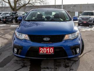 Used 2010 Kia Forte Koup SX 2dr FWD 2dr Cpe for sale in Brantford, ON