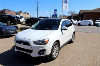 Used 2013 Mitsubishi RVR GT LEATHER & NAVI - LOADED!! for sale in Pickering, ON