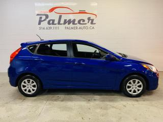 Used 2014 Hyundai Accent 5DR HB MAN L for sale in Lachine, QC