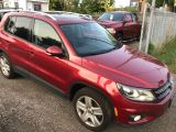 Photo of Red 2012 Volkswagen Tiguan