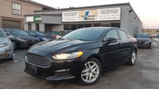 Used 2016 Ford Fusion SE w/Navi for sale in Etobicoke, ON