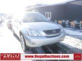 Photo of Silver 2008 Lexus RX 350