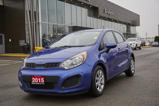Used 2015 Kia Rio for sale in Burlington, ON