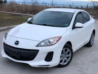Used 2013 Mazda MAZDA3 for sale in Brampton, ON