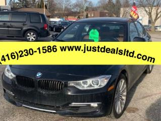 Used 2015 BMW 3 Series 328xi for sale in Scarborough, ON