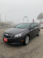 Used 2014 Chevrolet Cruze LT1 for sale in Scarborough, ON