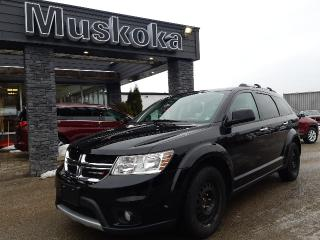 Used 2016 Dodge Journey R/T for sale in Bracebridge, ON
