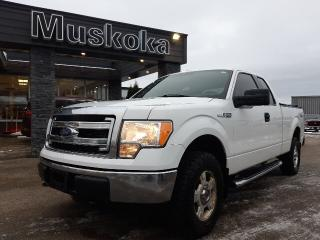 Used 2013 Ford F-150 XLT for sale in Bracebridge, ON