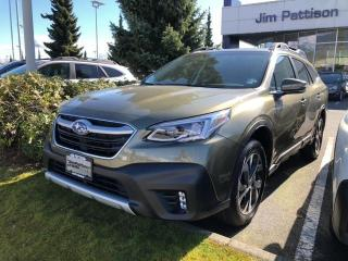 New 2020 Subaru Outback LIMITED for sale in North Vancouver, BC