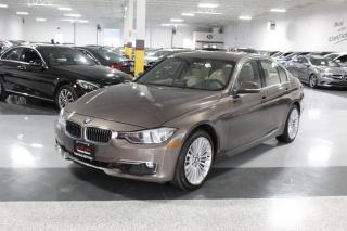 Used 2015 BMW 3 Series 328i xDrive I NAVIGATION I LEATHER I SUNROOF I HEATED SEATS for sale in Mississauga, ON