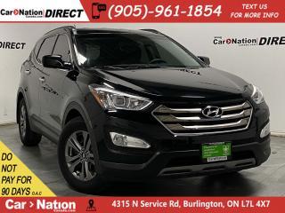 Used 2015 Hyundai Santa Fe Sport 2.4L| HEATED SEATS| LOCAL TRADE| OPEN SUNDAYS| for sale in Burlington, ON