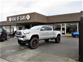 Used 2019 Toyota Tacoma TRD SPORT - LIFTED for sale in Langley, BC