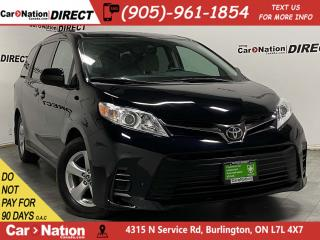 Used 2018 Toyota Sienna LE 8-Passenger| BACK UP CAMERA| POWER SEAT| for sale in Burlington, ON
