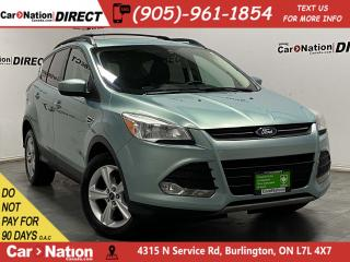 Used 2013 Ford Escape SE| LOCAL TRADE| HEATED SEATS| for sale in Burlington, ON