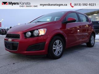 Used 2015 Chevrolet Sonic LT  - Heated Seats -  Backup Camera for sale in Kanata, ON