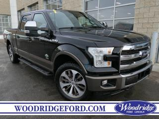 Used 2017 Ford F-150 King Ranch for sale in Calgary, AB