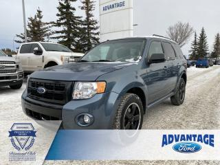 Used 2011 Ford Escape XLT Automatic Cruise Control - Keyless Entry for sale in Calgary, AB