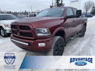 Used 2017 RAM 3500 Laramie Heated Seats - Heated Steering Wheel for sale in Calgary, AB