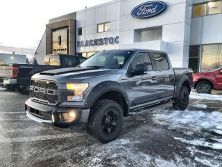 Used 2017 Ford F-150 XLT for sale in Orangeville, ON