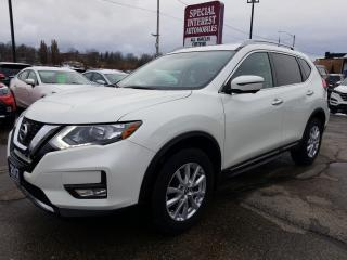 Used 2017 Nissan Rogue SV 7 PASSENGER !!  NAVIGATION !!  SUNROOF !! for sale in Cambridge, ON