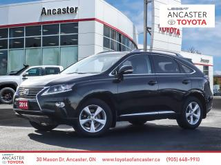 Used 2014 Lexus RX 350 - BACKUP CAMERA|BLUETOOTH|SUNROOF|LEATHER for sale in Ancaster, ON