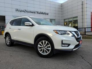 Used 2019 Nissan Rogue CLEAN CARFAX ROGUE SV FWD WITH ONLY 14756 KMS for sale in Toronto, ON