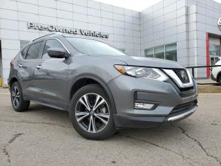 Used 2020 Nissan Rogue 2020 ROGUE SV AWD ONLY 5428 KMS, ACCIDENT FREE NISSAN CERTIFIED PREOWNED. for sale in Toronto, ON