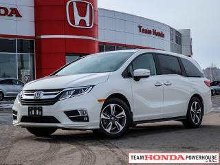 Used 2019 Honda Odyssey EX-L | Power Doors | Remote Start | Magic Slide Seats | Leather for sale in Milton, ON
