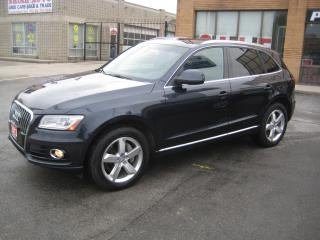 Used 2013 Audi Q5 Quattro/Nav/B&O/Blind spott/R.Camera/Sunroof for sale in North York, ON