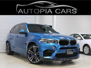Used 2016 BMW X5 M AWD 4dr for sale in North York, ON