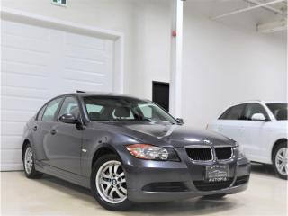 Used 2006 BMW 3 Series 4dr Sdn RWD 323i for sale in North York, ON