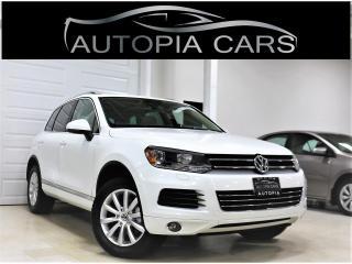 Used 2012 Volkswagen Touareg TDI COMFORTLINE NAVIGATION ALLOY for sale in North York, ON