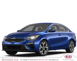 New 2020 Kia Forte Sedan EX IVT for sale in Pickering, ON