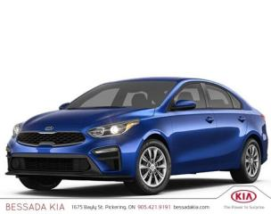 New 2020 Kia Forte Sedan LX IVT for sale in Pickering, ON