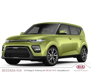 New 2020 Kia Soul EX Premium IVT for sale in Pickering, ON