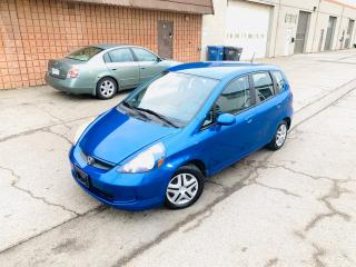 Used 2007 Honda Fit LX w/Cruise Control | CERTIFIED for sale in Burlington, ON