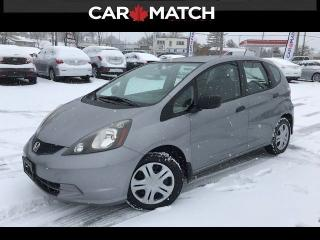 Used 2009 Honda Fit DX-A / AC / ONLY 134321 KM for sale in Cambridge, ON