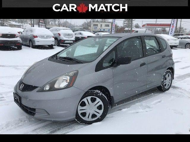 2009 Honda Fit DX-A / AC / ONLY 134321 KM