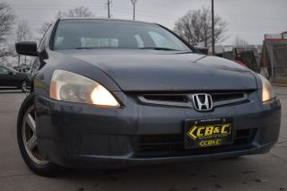 Used 2003 Honda Accord EX - ONE OWNER - NO ACCIDENTS for sale in Oakville, ON