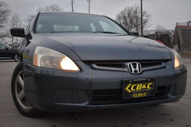 2003 Honda Accord EX - ONE OWNER - NO ACCIDENTS