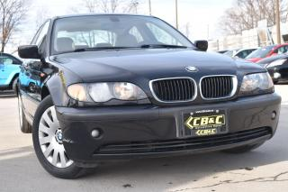 Used 2005 BMW 3 Series 320i - NO ACCIDENTS for sale in Oakville, ON