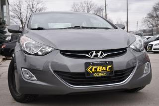 Used 2012 Hyundai Elantra GLS - ONE OWNER NO ACCIDENTS - RARE 6 SPEED for sale in Oakville, ON