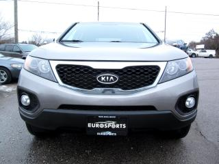 Used 2011 Kia Sorento EX Lux w/2-Tone Trim/3rd Row for sale in Newmarket, ON