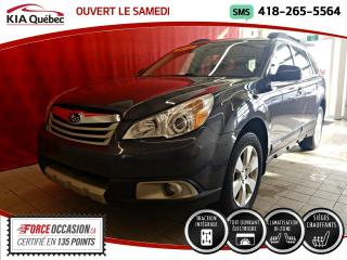 Used 2012 Subaru Outback 2.5I* AWD* TOIT* SIEGES CHAUFFANTS* for sale in Québec, QC