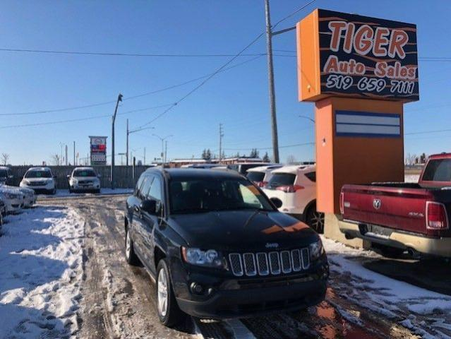 2014 Jeep Compass North**4X4**ONLY 59KMS**4 CYLINDER**CERTIFIED