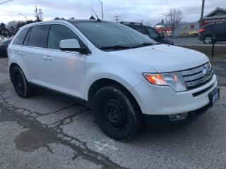 Used 2010 Ford Edge Limited, ACCIDENT FREE, 3 YR WARRANTY, CERTIFIED for sale in Woodbridge, ON